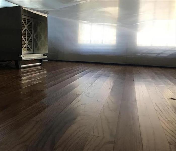 Saving hardwoods Before