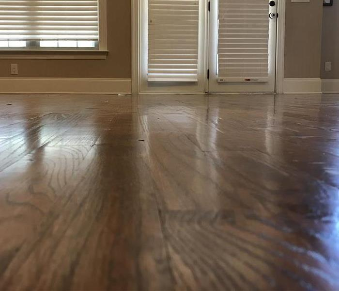 Saving hardwoods After