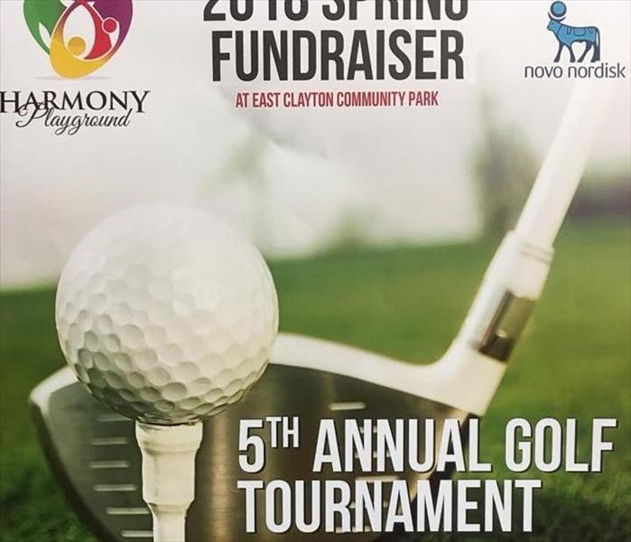5th Annual Golf Tournament to benefit Harmony Playground