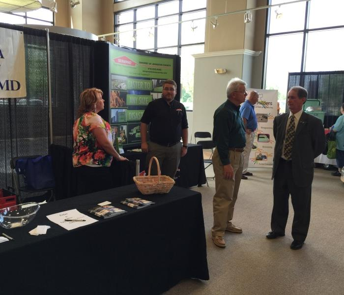 Clayton Chamber of Commerce Business Expo