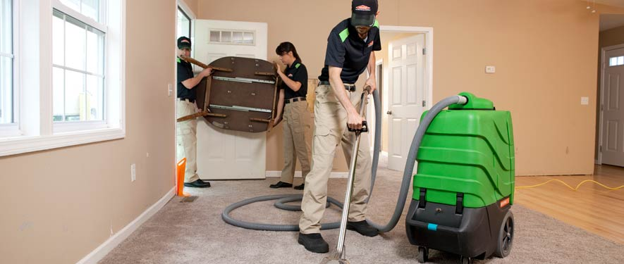 Clayton, NC residential restoration cleaning